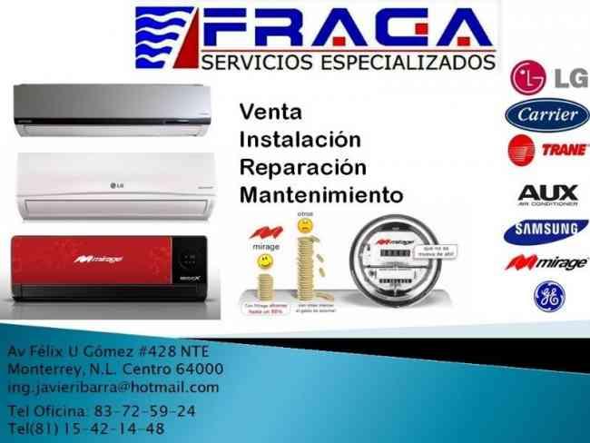 Minisplit Prime Inverter Monterrey Centro Doplim 342958